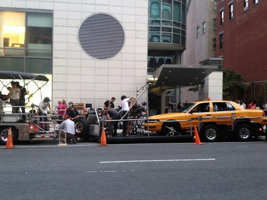 Girls Filmset