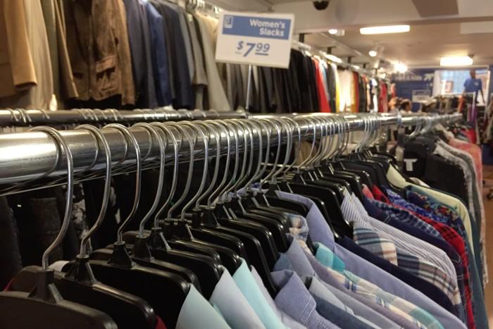 Goodwill Thrift Store