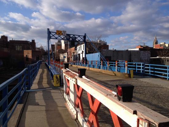 Brücke Gowanus Canal