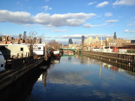 Gowanus Canal Brooklyn