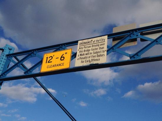 Brücke Carroll Street Gowanus