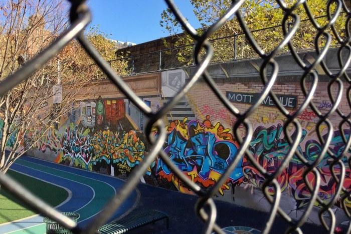 Graffiti Hall of Fame 2018