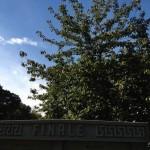 Finale - ein Mausoleum auf dem Green-Wood Cemetery
