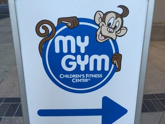 Früh übt sich - Kinder-Gym