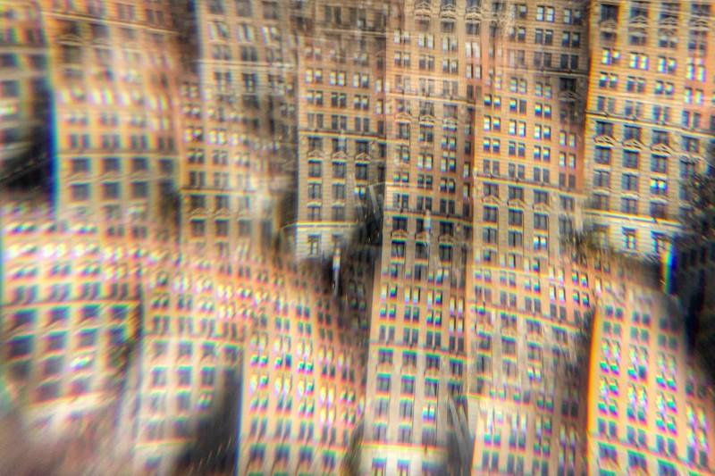 Häuser Kaleidoskop
