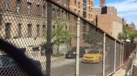 Straße in Harlem