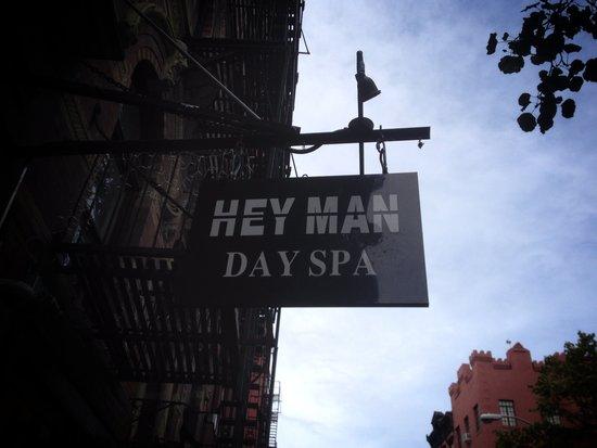 Hey Man New York
