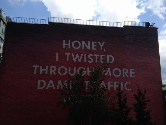 Kunst im High Line Park