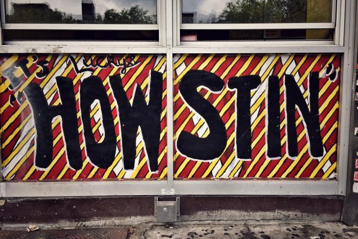 Howstin Houston Street