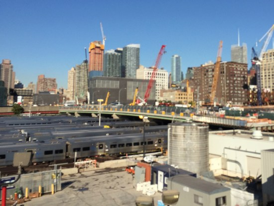 Railyard - Abstellgleise Hudson Yards