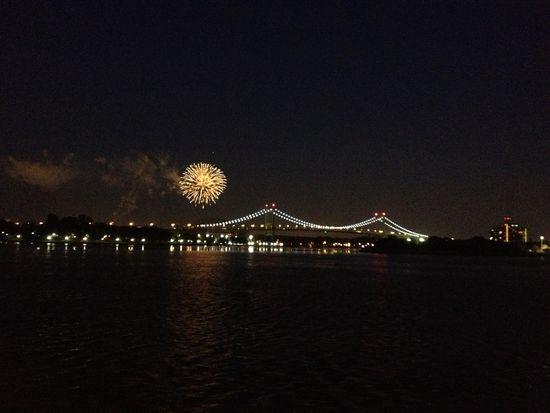 Independence Day Feuerwerk