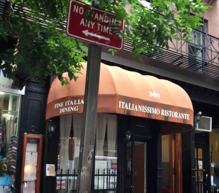 Italianissimo: Wie Pizza nach Amerika kam