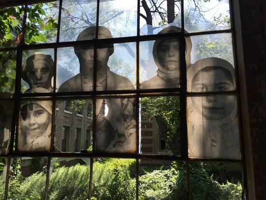 Kinder im Ellis Island Hospital
