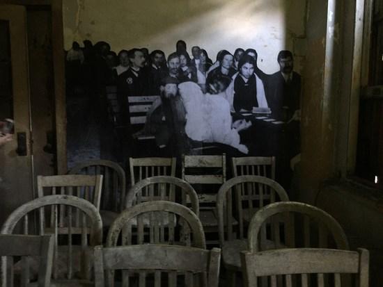 JR Unframed Ellis Island