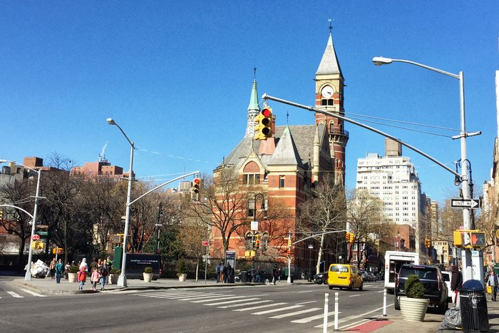 Jefferson Market Library Greenwich Village