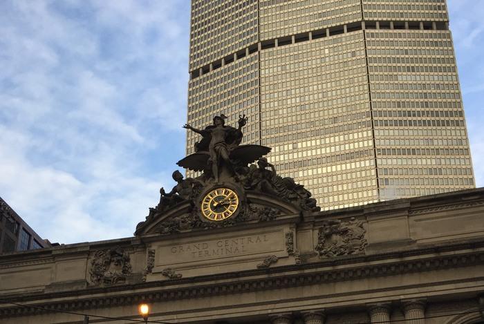 Keine Zeit New York und Zeitdruck