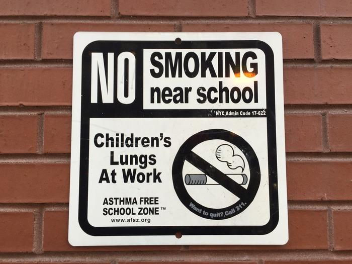Kinderlungen Asthma in New York