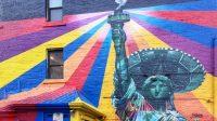 Eduardo Kobra Streetart Liberty