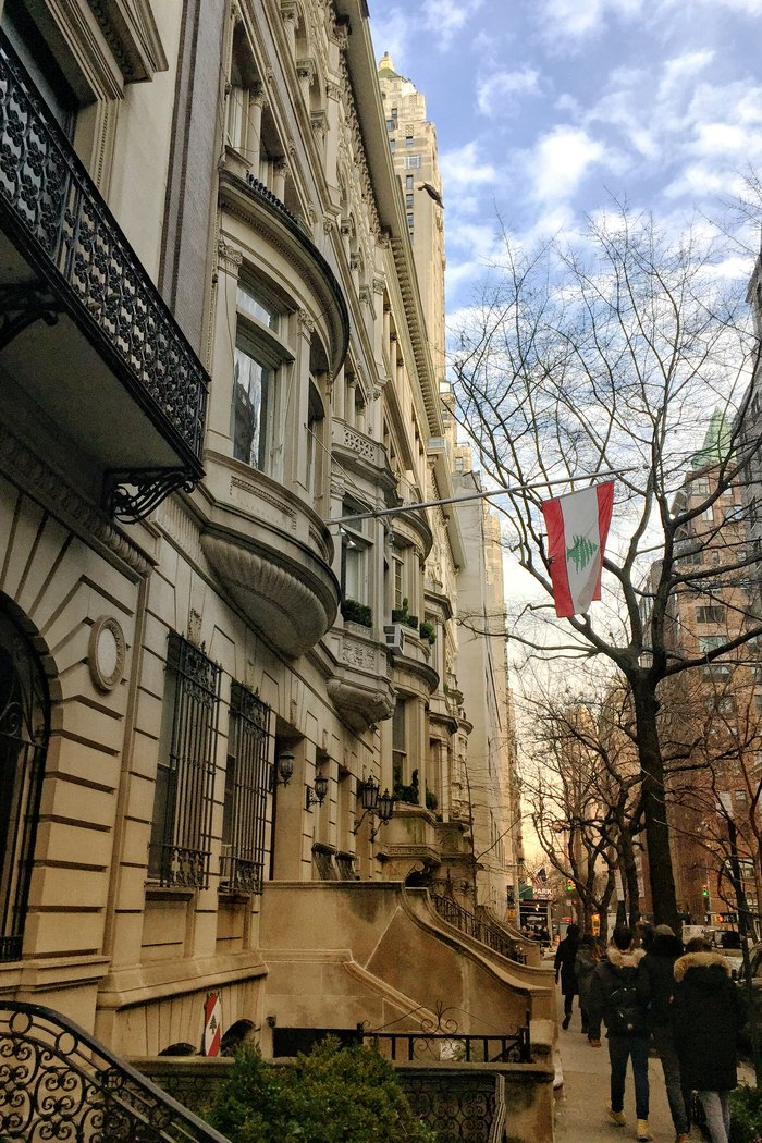 Lebanon Consulate