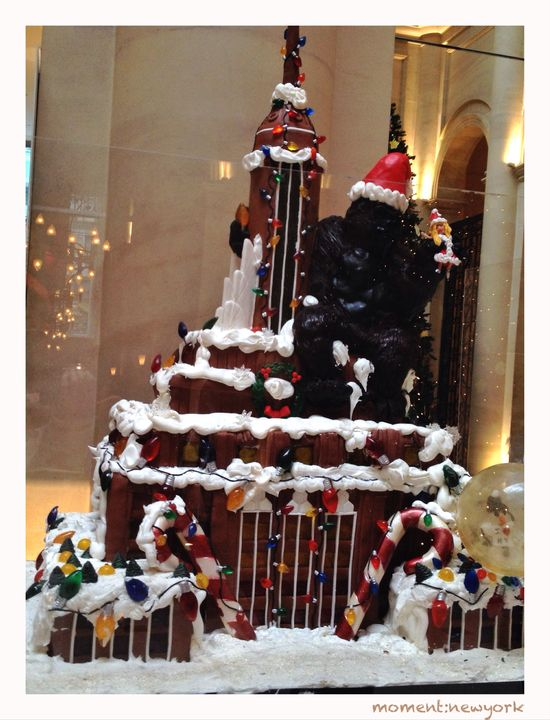 King Kong Gingerbread Extravaganza