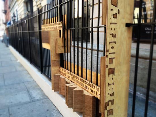 Little Library - Kurzzeitidee oder bleibender Wert?