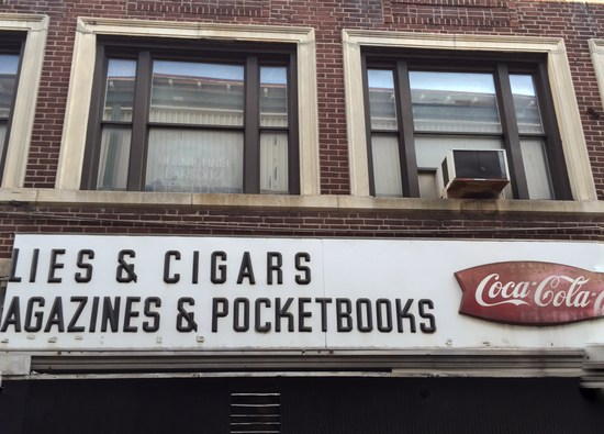 Gelogen - Lügen und Zigarren