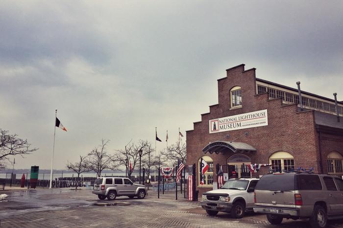 Lighthouse Museum Staten Island Leuchtturmmuseum New York