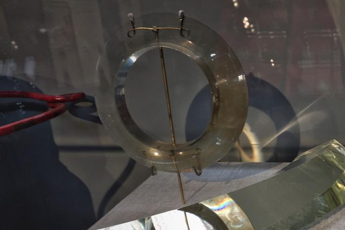 Fresnel Lense Ring Staten Island