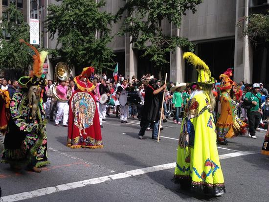 Mexican Independence Day wird auch in NYC gefeiert