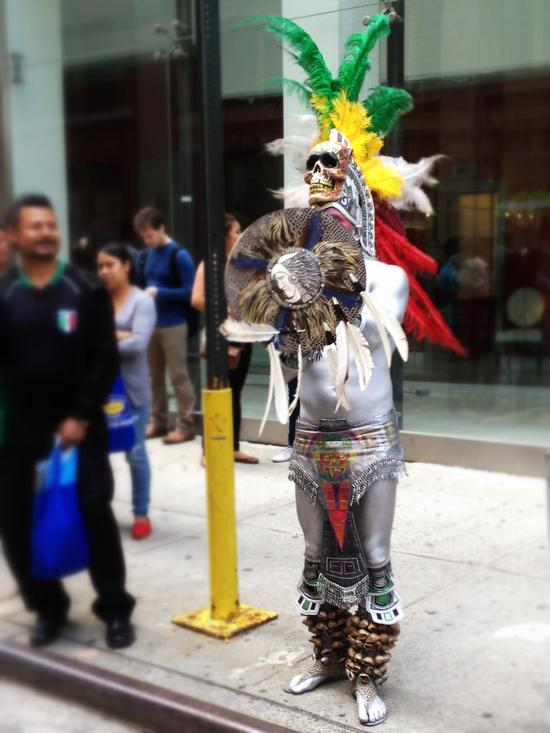 Mexiko-Parade in New York