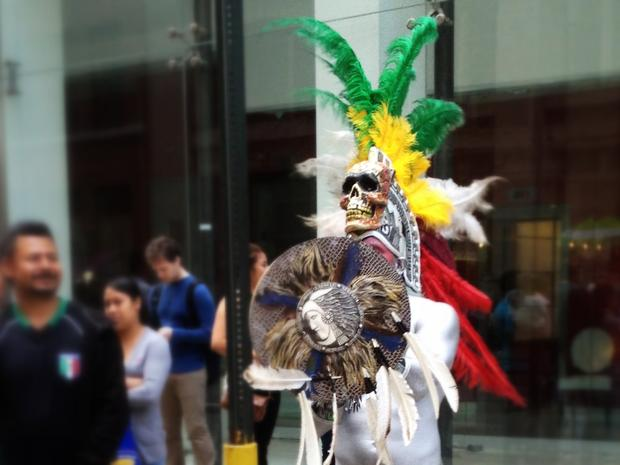 Mexican Day Parade New York