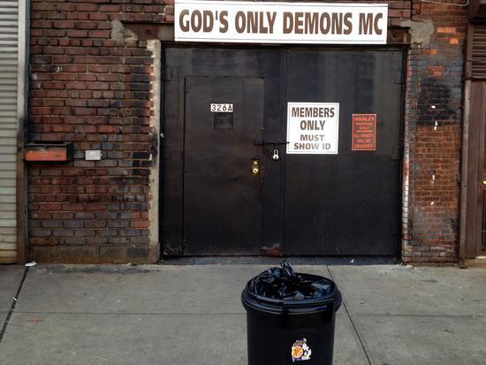 Motorradclub Brooklyn