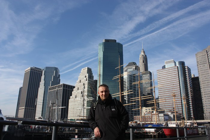Fernblogger: Dirk vom New York Infoblog