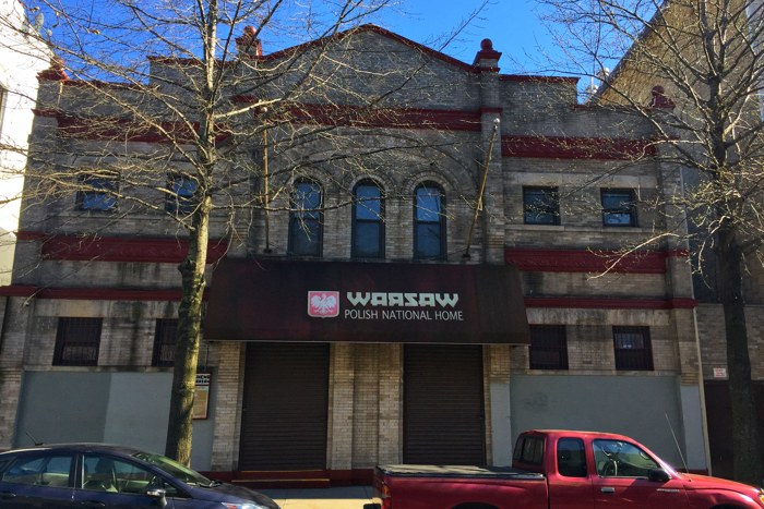 Warsaw Greenpoint