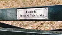James M Nederlander I made it Central Park