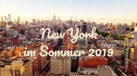 New York im Sommer 2019