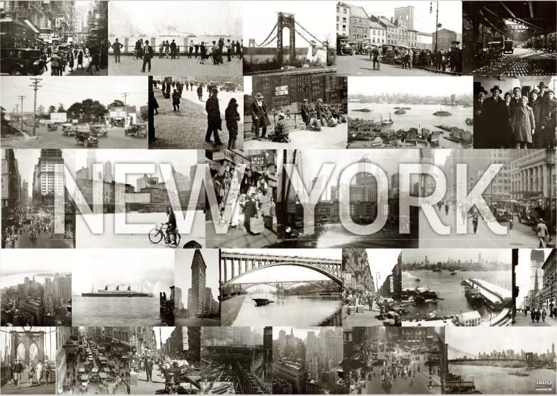 New York: Past & Present von Uli Balß, Fotos von Theodor Trampler