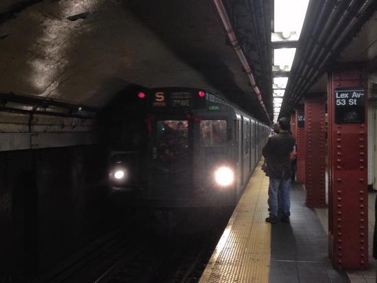 Nostalgia Train in New York