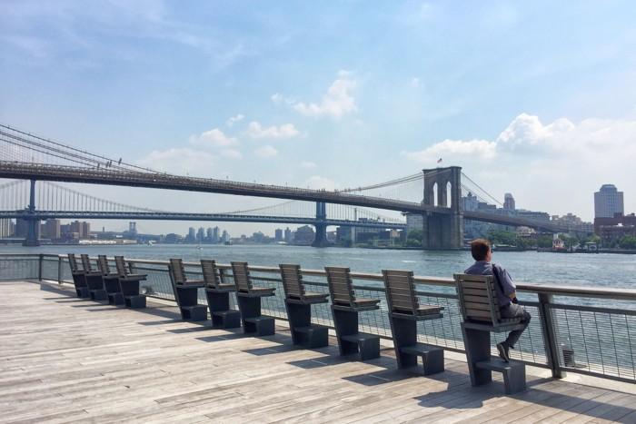 Pier 17 Brooklyn Bridge