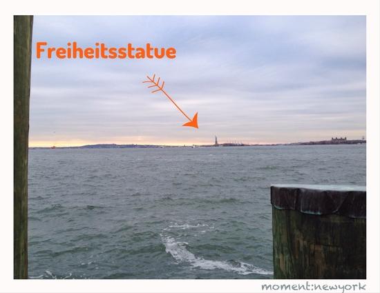 Freiheitsstatue von Pier A