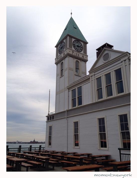 Clocktower von Pier A