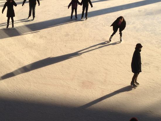 Eisbahn Brooklyn Prospect Park Architektur