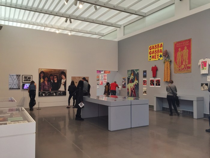 Ramones Ausstellung, kuratiert von Marc H. Miller