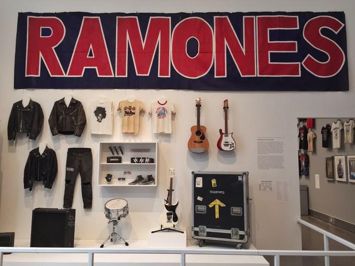 Ramones Ausstellung Queens Museum