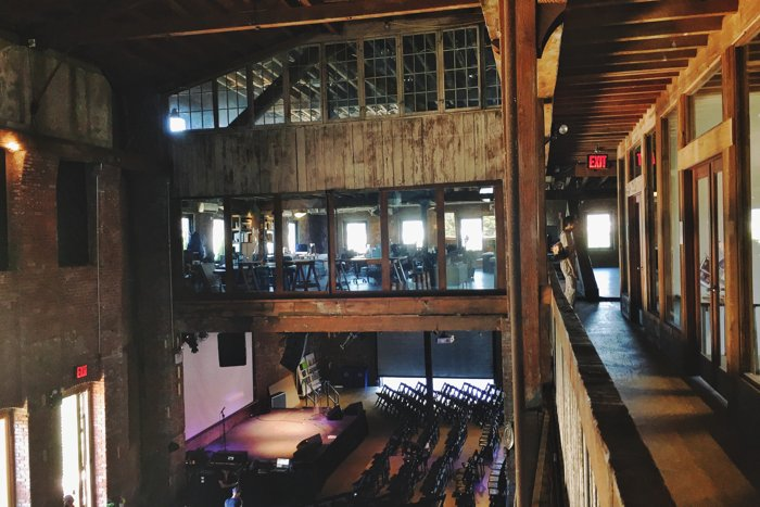 Pioneer Works Kulturzentrum