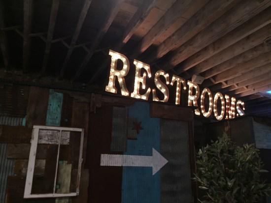 Toiletten in Manhattan