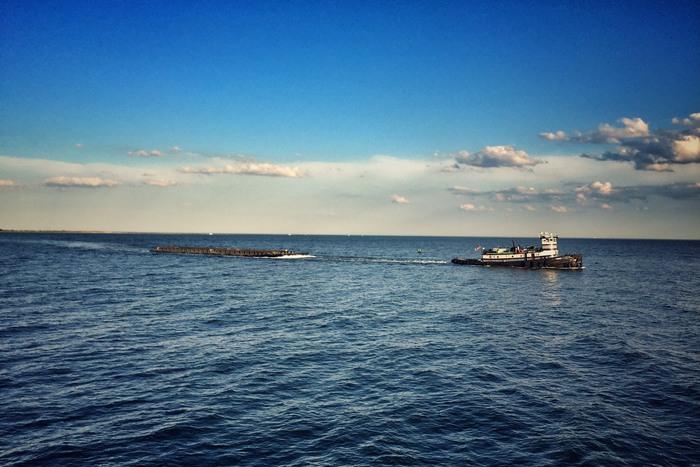 Tugboat New York
