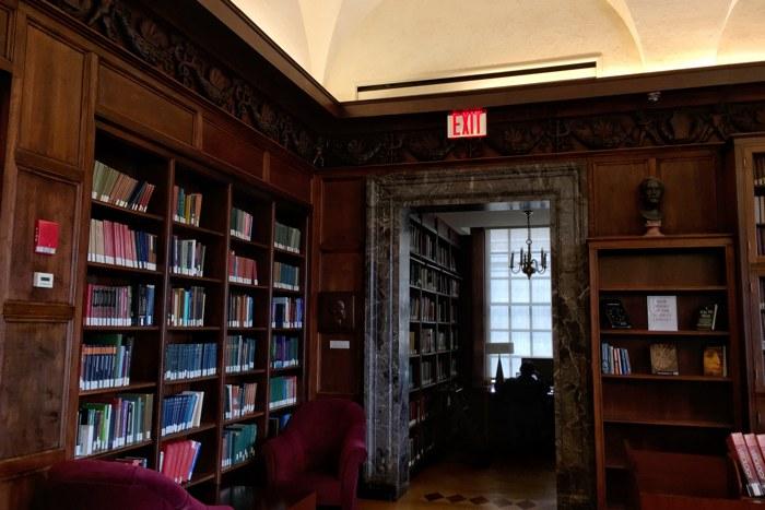 Rockefeller University Library