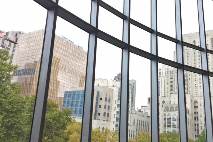 Skyline Rockefeller Uni