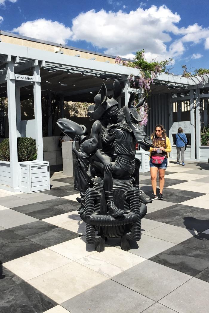 Met Museum Roof Garden Adrian Villar Rojas
